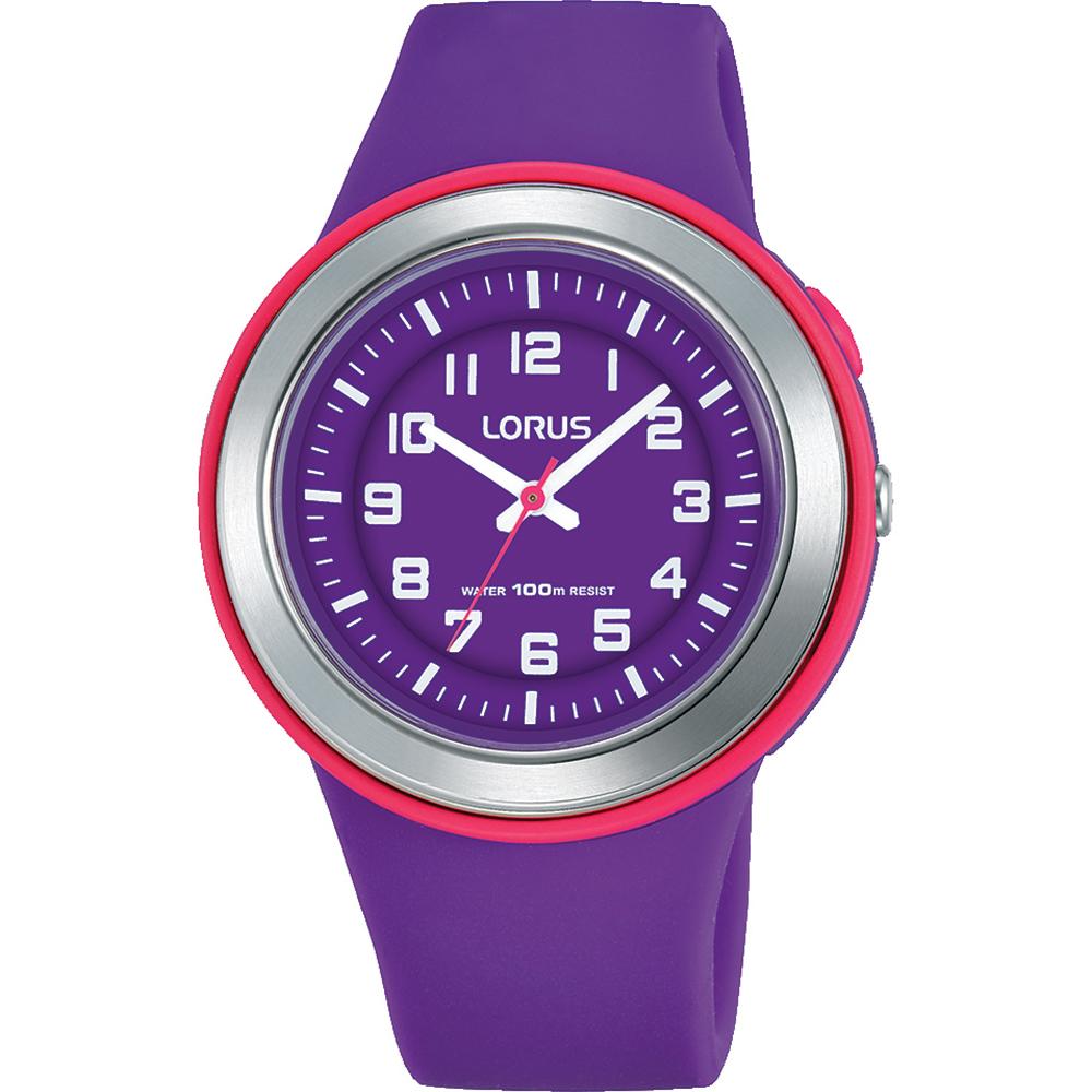 Lorus R2311MX-9 Purple Womens Watch