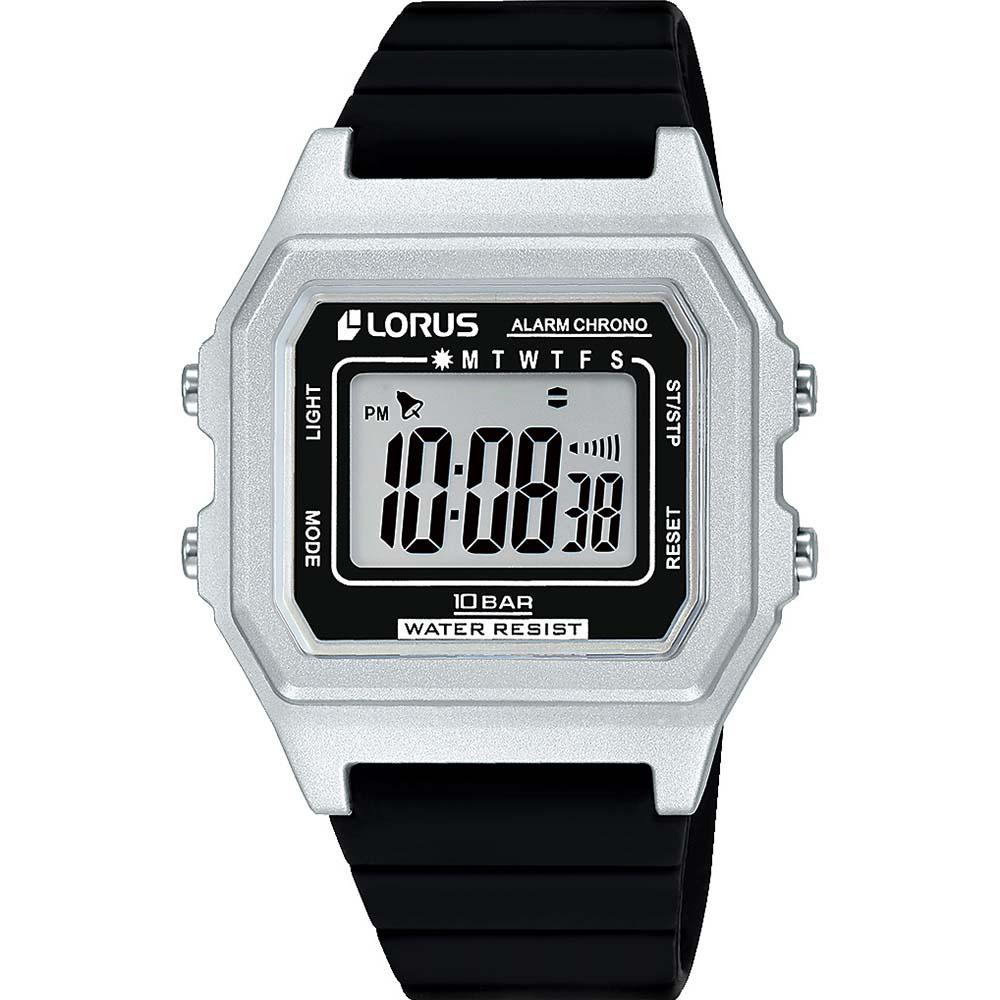 Lorus R2311NX-9 Digital Alarm Mens Watch