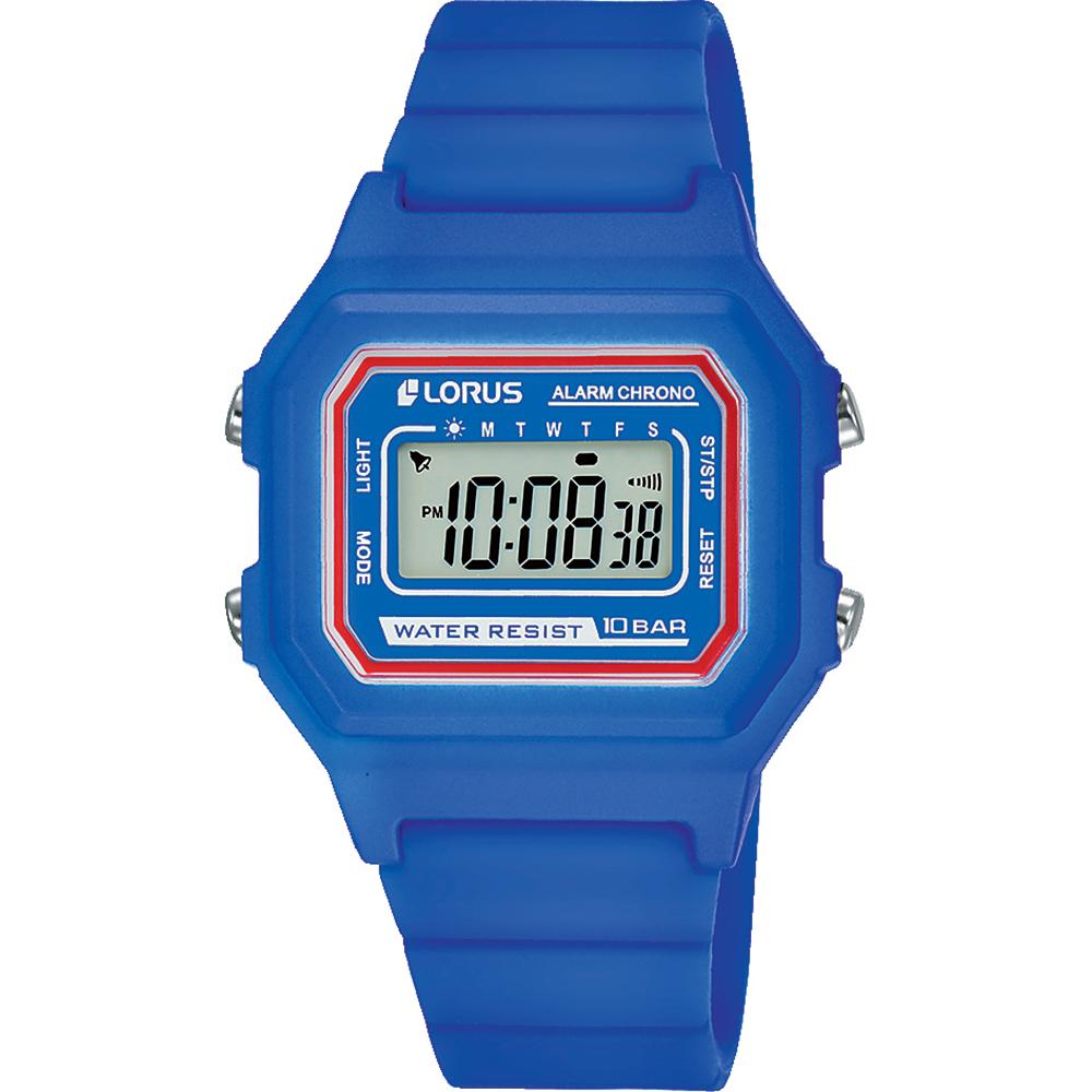 Lorus R2319NX-9 Digiatl Alarm Watch