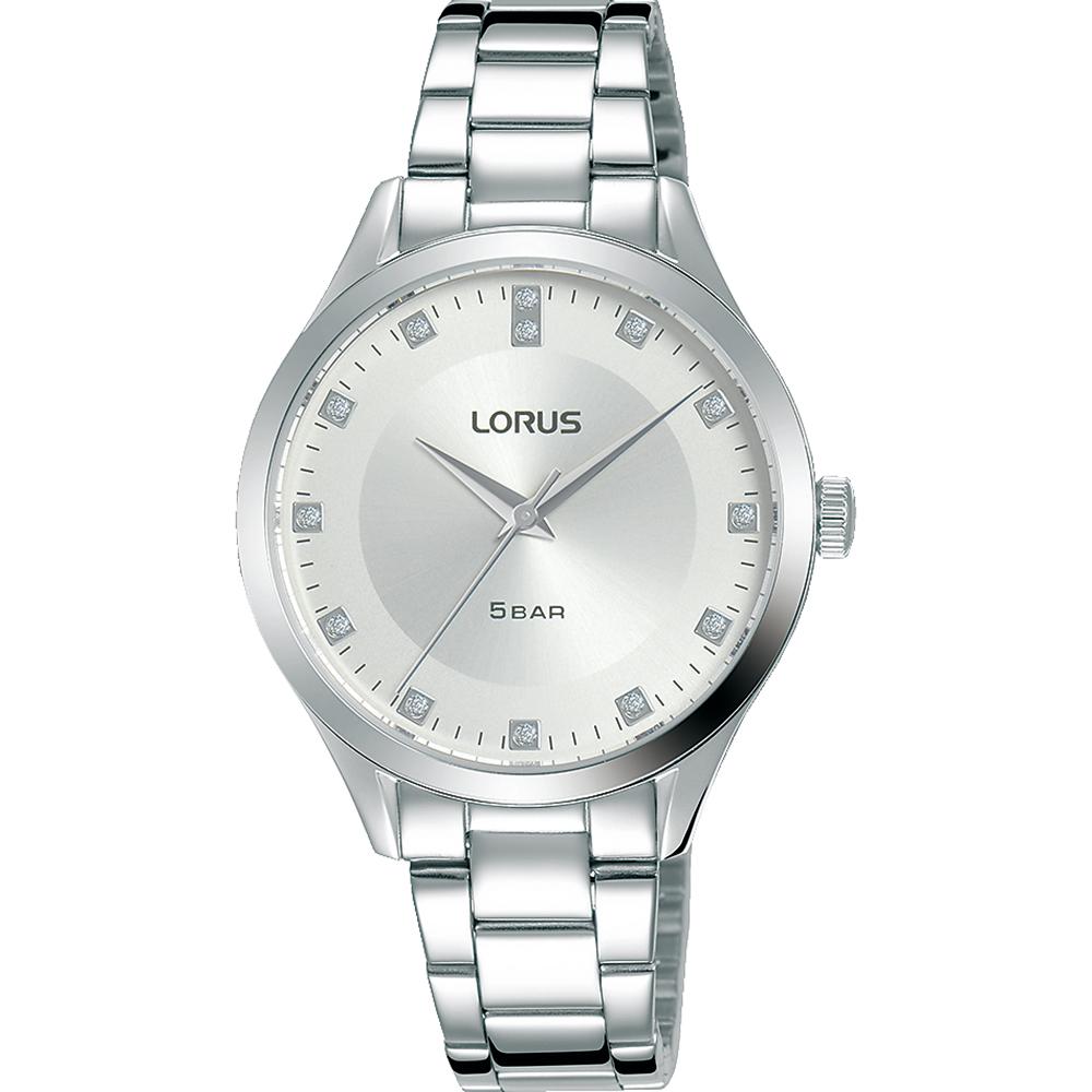 Lorus RG201RX-9 Stone Set Womens Watch