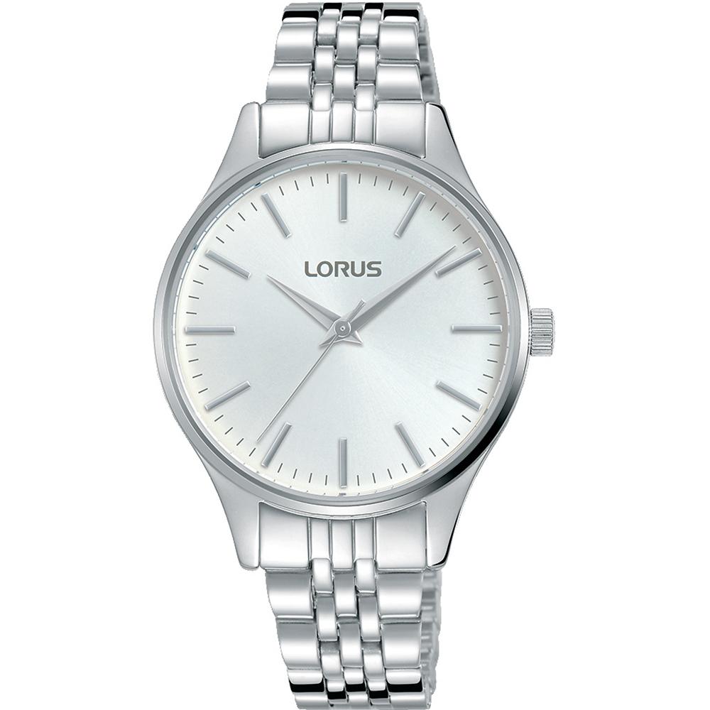 Lorus RG211PX-9 Silver Tone Womens Watch