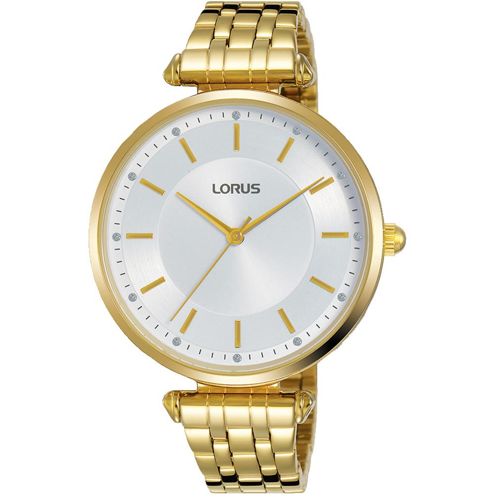 Lorus RG226QX-9 Gold Tone Womens Watch