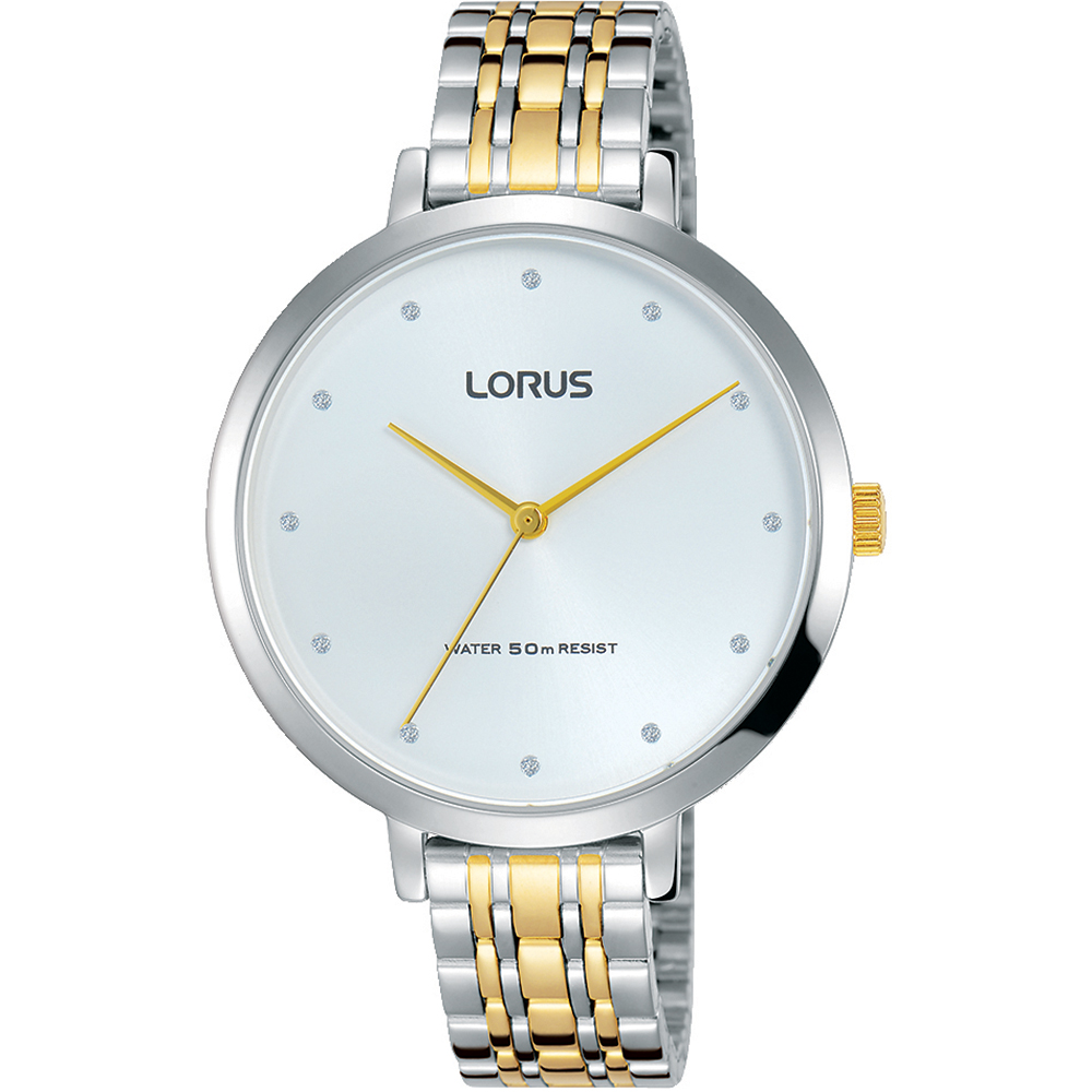 Lorus RG227MX-9 two Tone Womens Watch