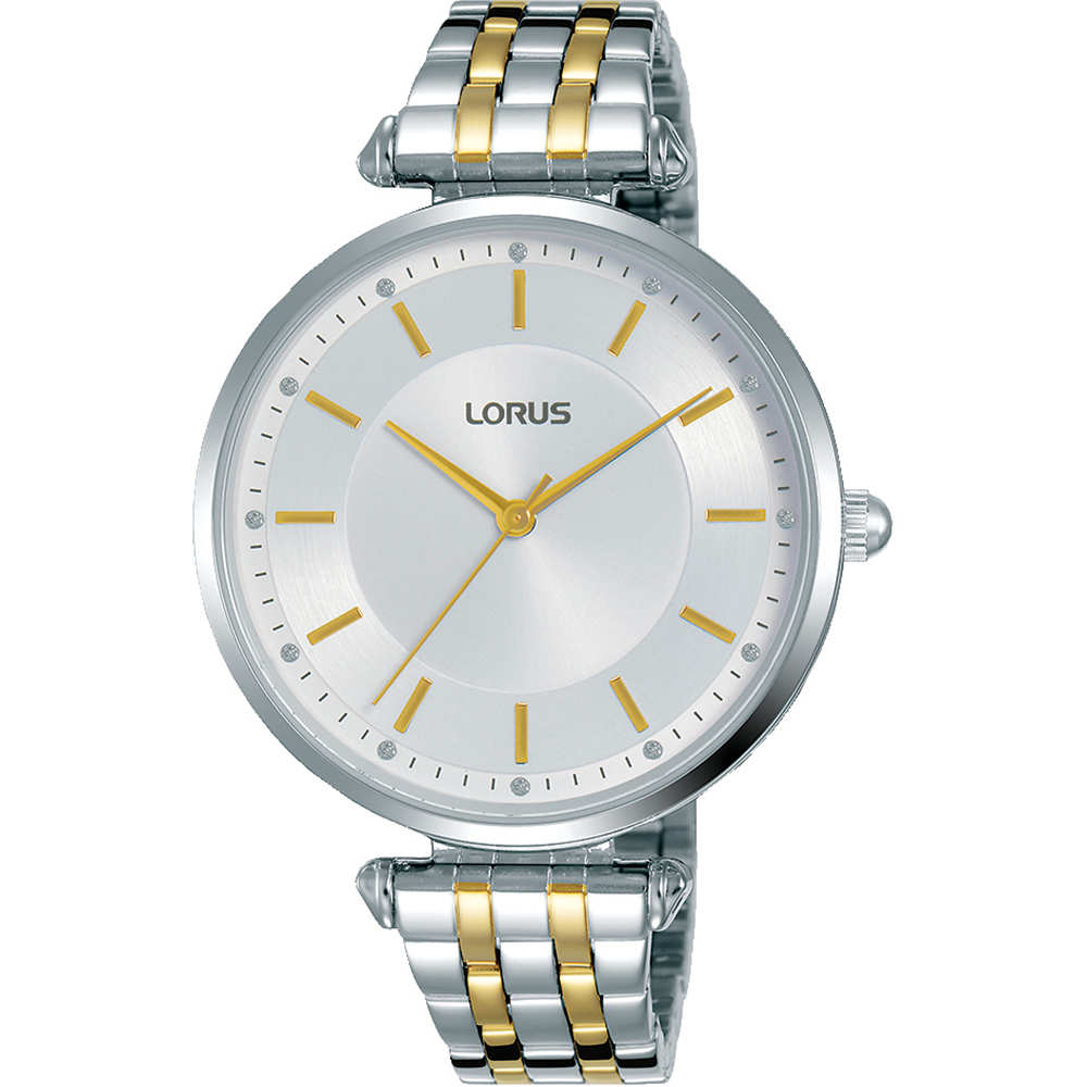 Lorus RG227QX-9 Two Tone Womens Watch