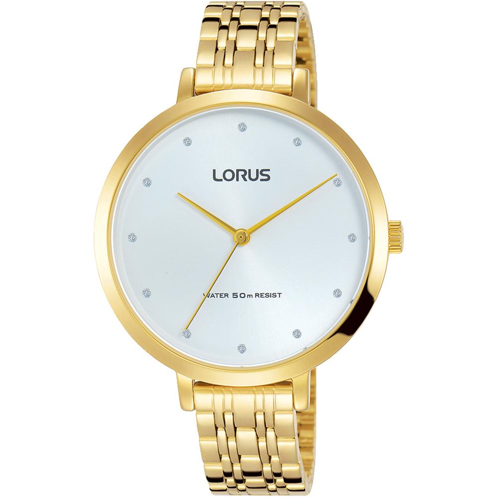 Lorus RG228MX-9 Gold Tone Womens Watch