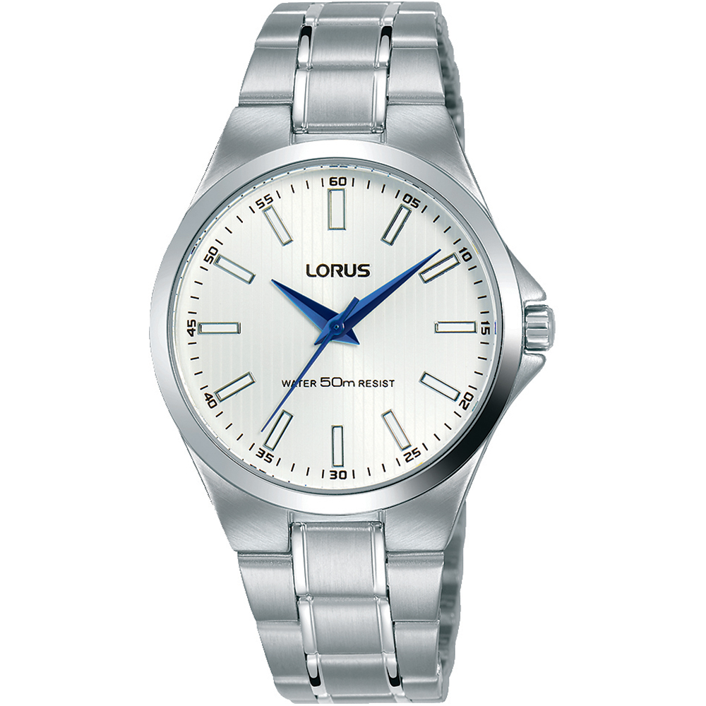 Lorus RG233PX-9 Silver Tone Womens Watch