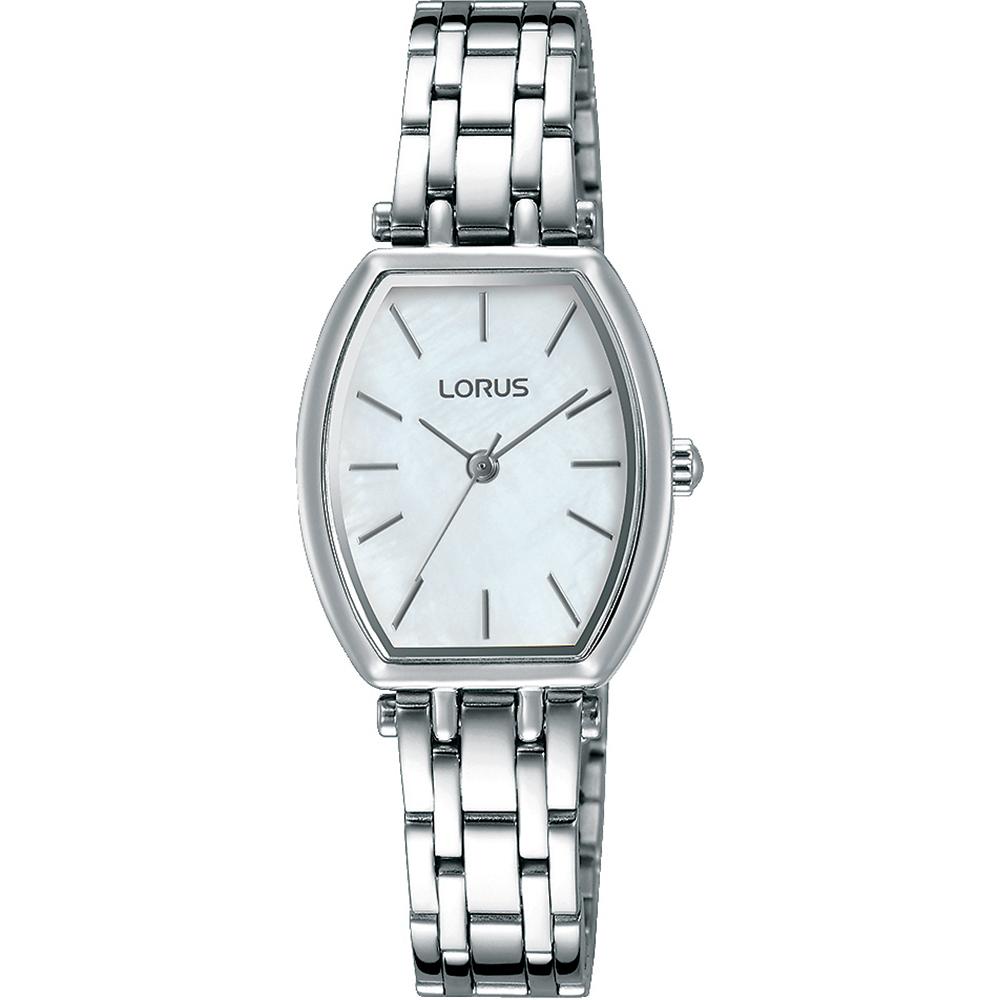Lorus RG257LX-9 Silver Tone Womens Watch