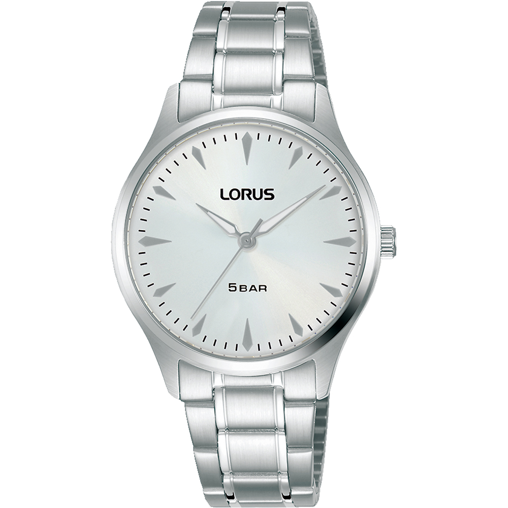 Lorus RG279RX-9 Silver Tone Womens Watch
