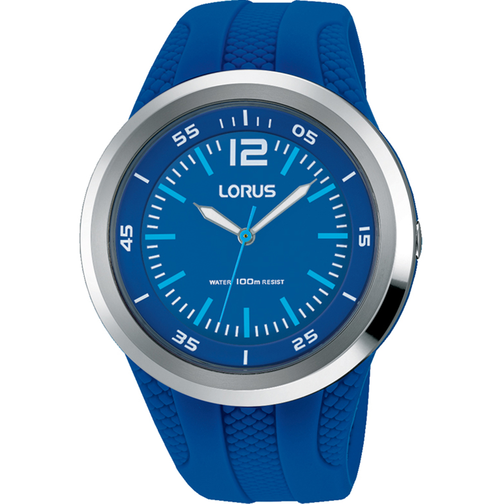 Lorus RRX31EX-9 Blue Watch
