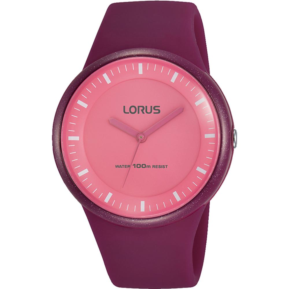 Lorus RRX37FX-9 Red Unisex Watch