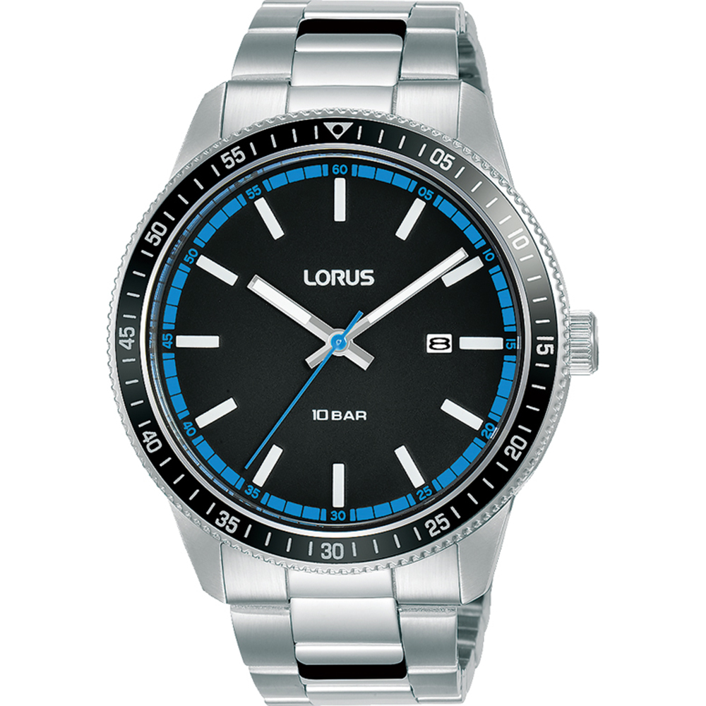 Lorus RH955MX-9 Stainless Steel Mens Watch