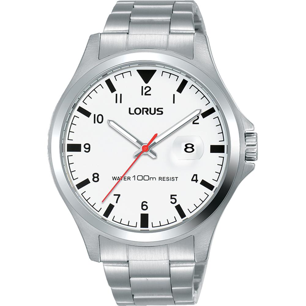 Lorus RH965KX9 Stainless Steel Mens Watch