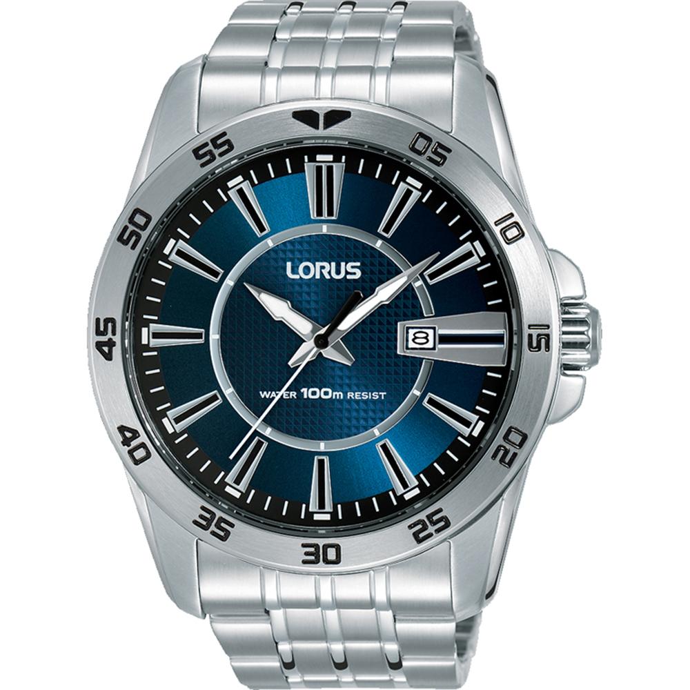 Lorus RH971HX-9 Stainless Steel Mens Watch