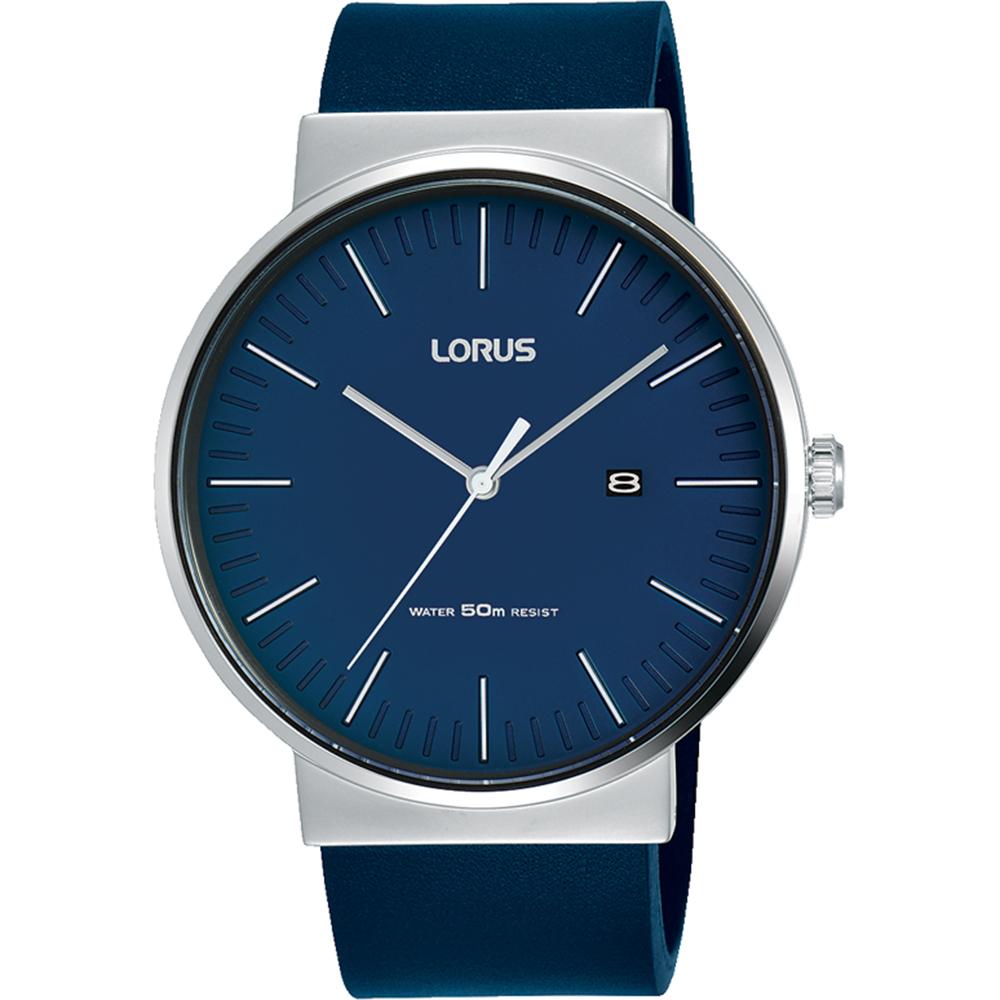 Lorus RH985KX-9 Blue Mens Watch