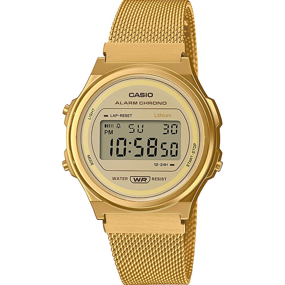 Casio Vintage A171WEMG-9 Digital Watch
