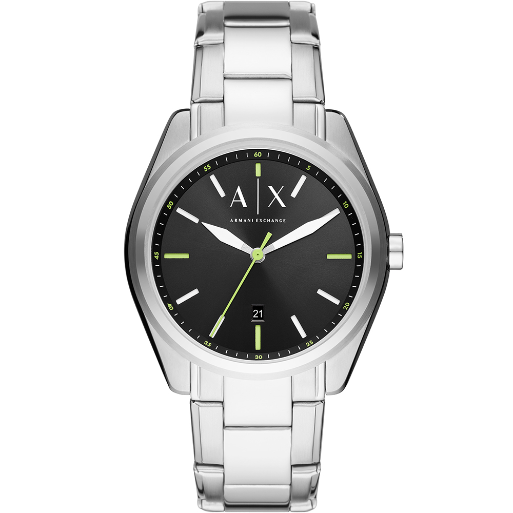 Armani Exchange AX2856 Giacomo Stainless Steel Mens Watch
