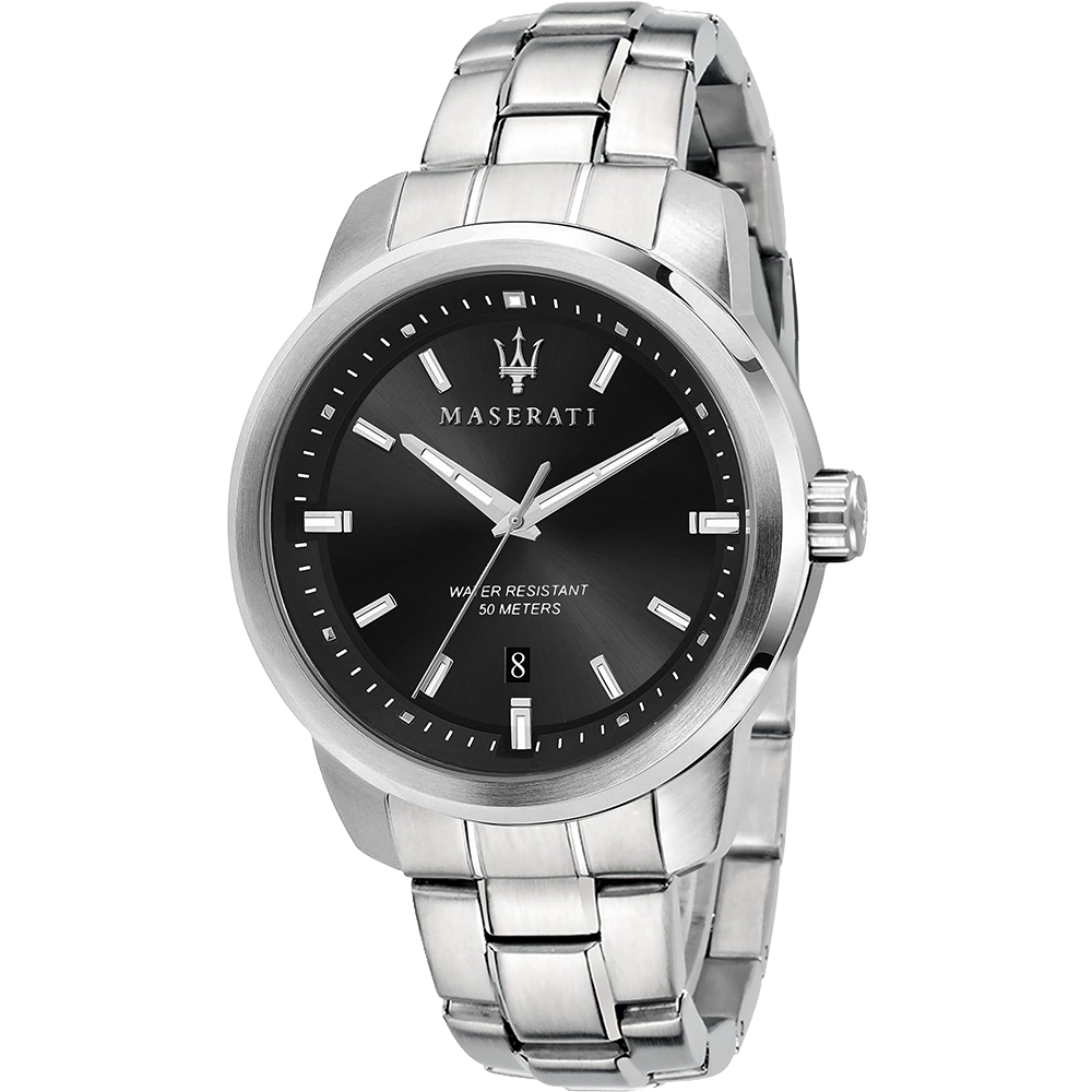 Maserati R8853121006 Successo Stainless Steel Mens Watch