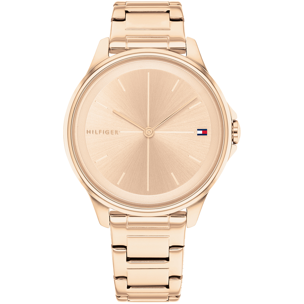 Tommy Hilfiger 1782354 Delphine Rose Tone Womens Watch