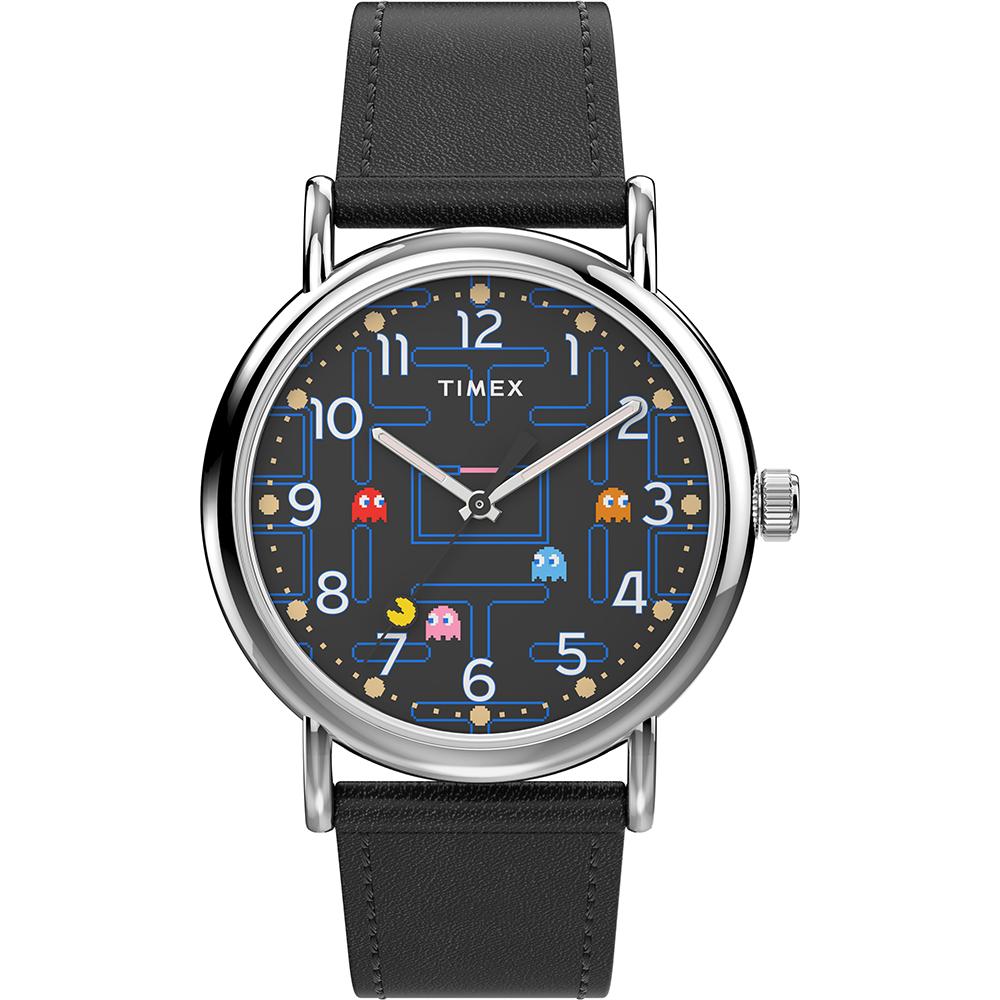 Timex TW2V06100 Pacman Watch